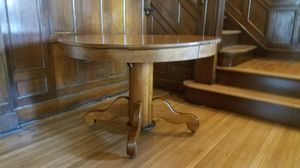 Antique Oak Table for Sale in Pittsburgh, PA