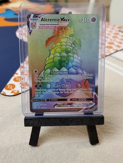 Alcremie Vmax Secret Rare Pokemon Shiny Fates for Sale in Everett,  WA