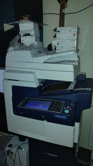 Xerox ColorQube 8900X Printer Scanner Fax Office for Sale in Sherwood, OR