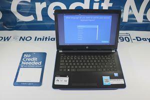 HP 14' NoteBook 4GB Ram / 64GB eMMC TrueVision HD Webcam Windows 10 Marine Blue for Sale in Montclair, CA