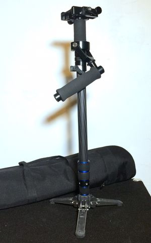DSLR MONOCAM VIDEO STABILIZER for Sale in Fort Worth, TX