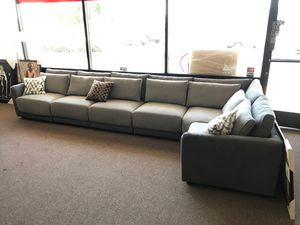 Sectional sofa 🛋 on special today @ elegant Furniture 🛋🎈🎈🎈🎈🎈 for Sale in Fresno, CA