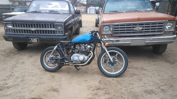 ISO Old Motorcycles and Dirt Bikes