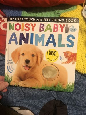 Noisy Baby Animals Book for Sale in Gresham, OR