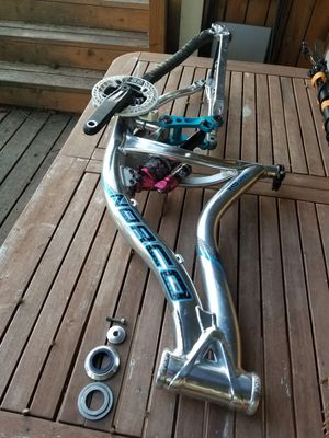 Norco Team dh frame downhill mtb mountain bike chris king for Sale in Kenmore, WA