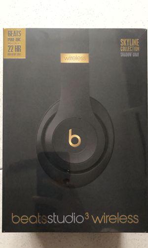 Beats studio 3 wireless for Sale in Willimantic, CT