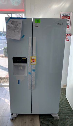 Brand new Whirlpool WRS315SDHW refrigerator N7E2 for Sale in Los Angeles, CA