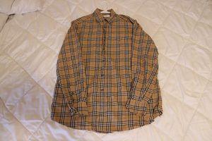 Burberry Nova Check Shirt for Sale in Fresno, CA
