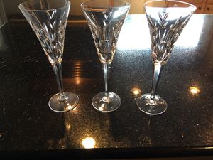 Waterford Toasting Flutes for Sale in Redmond, WA