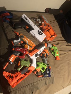 Nerf guns for Sale in Calverton, MD
