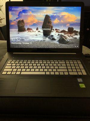 Hp envy m7. 16gb ram Nvidia940m graphics gaming laptop for Sale in Murfreesboro, TN