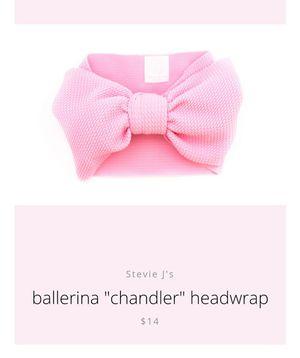 Brand new Stevie J baby headbands! $ 10 each. for Sale in Buffalo Grove, IL
