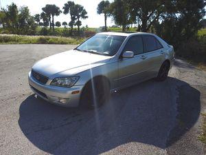 02 Lexus IS 300 for Sale in Auburndale, FL