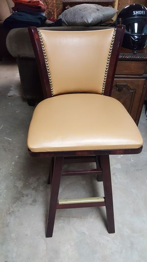 Beautiful Quality Leather Stools for Sale in Clarksburg, MD