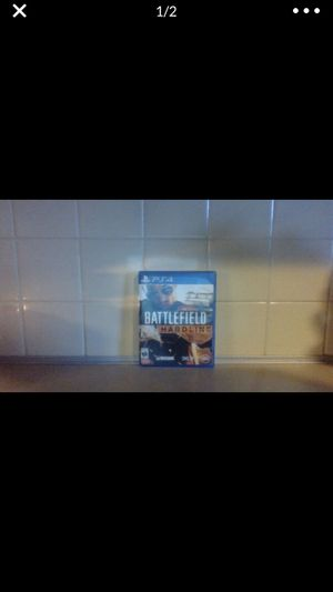(PS4) Battlefield HardLine for Sale in Lee's Summit, MO
