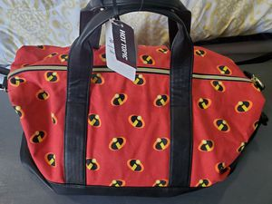 Incredibles duffle bag for Sale in Hesperia, CA