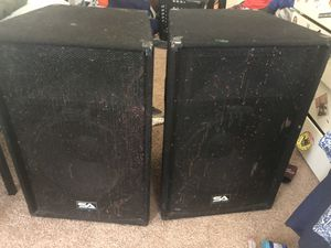 Seismic Audio Speakers for Sale in Newport News, VA
