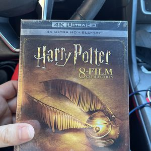 Harry Potter 8 Film Blu Ray Collection for Sale in Los Angeles, CA