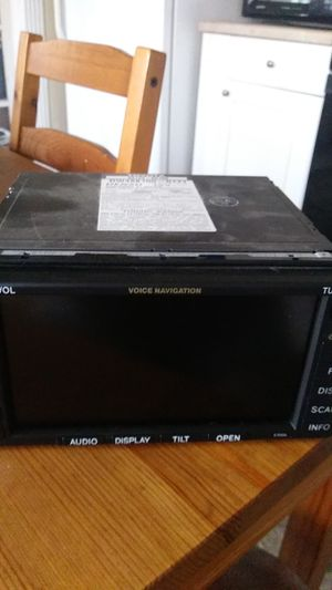 Factory stereo for Toyota Sequoia with JBL Sound System for Sale in Lansdowne, PA