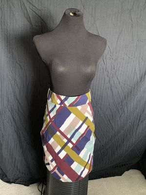 Metin abstract pencil skirt, sz2 for Sale in Alexandria, VA
