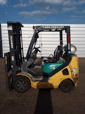 Komatsu 5000lb Forklift for Sale in Mesa, AZ