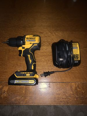 Dewalt 20V 1/2'' Drill Driver Combo for Sale in Conyers, GA
