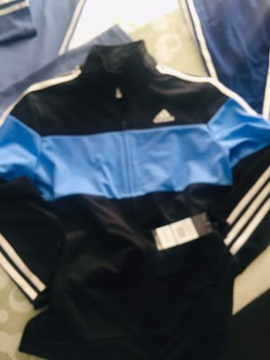 Adidas track jacket New W/tags for Sale in Bakersfield, CA