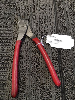 Wire Cutters / Stripping Pliers (Snap On) for Sale in Portland, OR