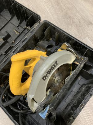 "Dewalt DW369 Corded 7 1/4"" Circular Saw for Sale in Manassas, VA"