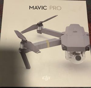 DJI Mavic Pro with all accessories etc for Sale in Los Angeles, CA