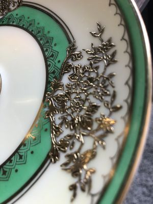 Noritake Hand Painted tidbit dish for Sale in Tolleson, AZ