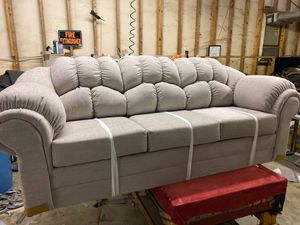 New Gray Sofa and Matching Loveseat for Sale in Thomasville, NC
