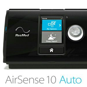 AirSense™ 10 AutoSet™ CPAP Machine with HumidAir™ Heated Humidifier for Sale in Brooklyn, NY