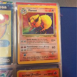 Pokémon Flareon Card for Sale in Hollywood,  FL
