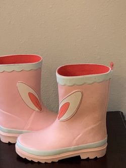 Girls Pink Rain Boots for Sale in Kent,  WA