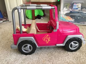 A American girl doll car for Sale in Burke, VA