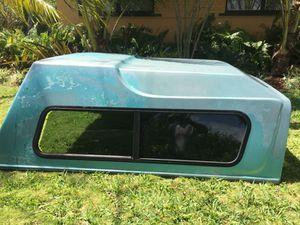 Camper for short bed truck 200 needs back door for Sale in Cutler Bay, FL