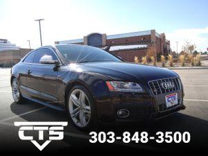 2009 Audi S5 for Sale in Denver, CO