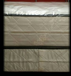 New full size mattress and box springs available. Delivery is available for Sale in Elk Grove, CA