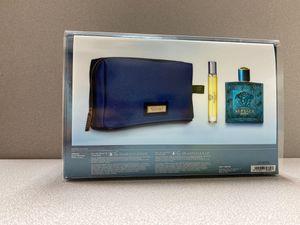 Versace Eros Perfume Set For Men for Sale in Buda, TX