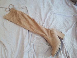 Thigh high heels for Sale in Littleton, CO
