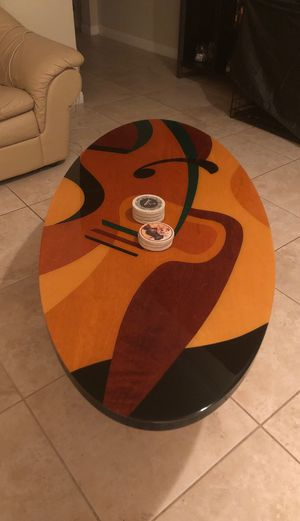 Abstract Coffee table for Sale in Boca Raton, FL