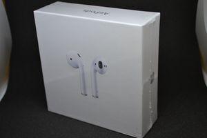 Apple AirPods wireless Bluetooth headphones gen 1 for Sale in Fullerton, CA