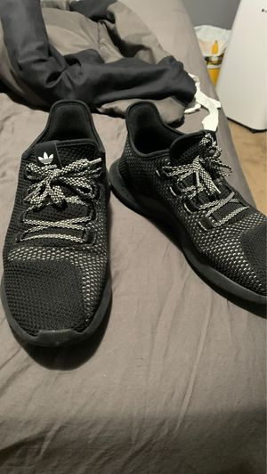 Black and white adidas. Size 10 for Sale in Whittier, CA