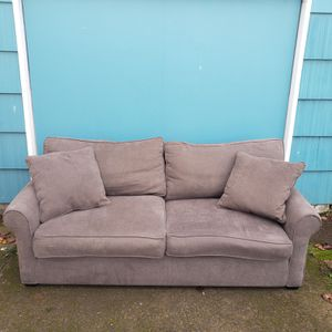 Gray Sofa! for Sale in Portland, OR