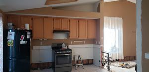 Kitchen cabinets for sale for Sale in Winchester, CA