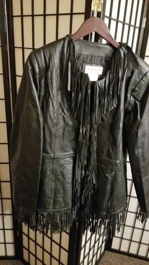 Lew Magram leather jacket, womans. for Sale in Hayward, CA