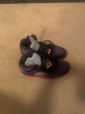 Jordan 5s size 9 best price for Sale in Chesapeake, VA