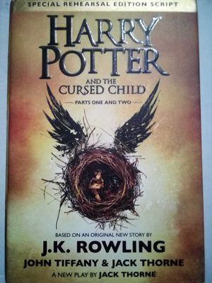 Harry Potter and the Cursed Child for Sale in Virginia Beach, VA