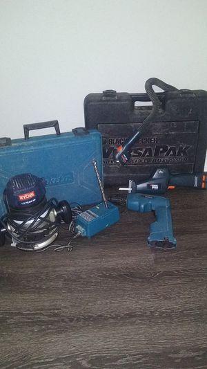 Lot of Power tools ! Makita, Ryobi & Black&Decker for Sale in Austin, TX